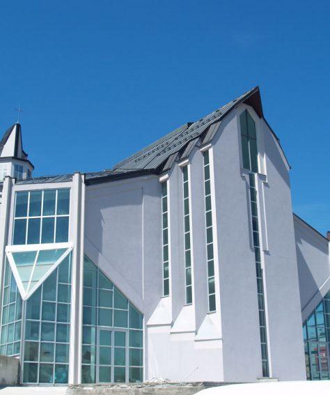 Crkva Sv. Ivan Krstitelj, Zaprešić