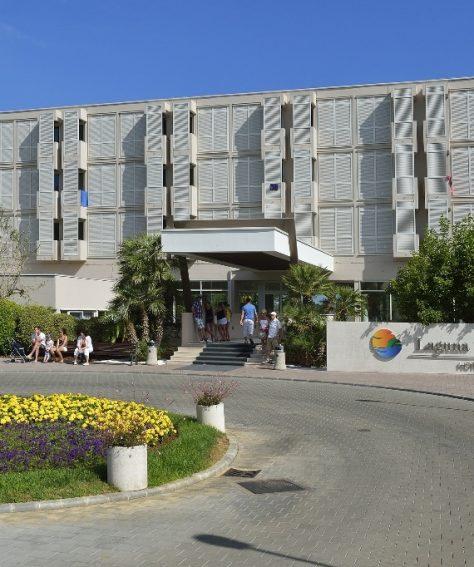 Hotel Mediteran, Poreč