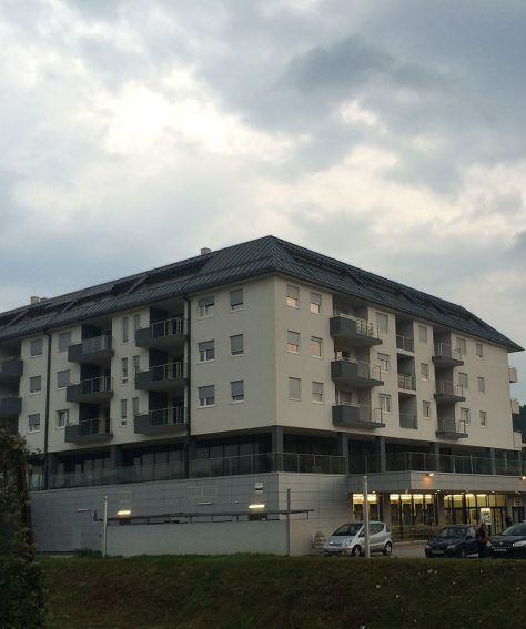 Stambena zgrada _ Krapina